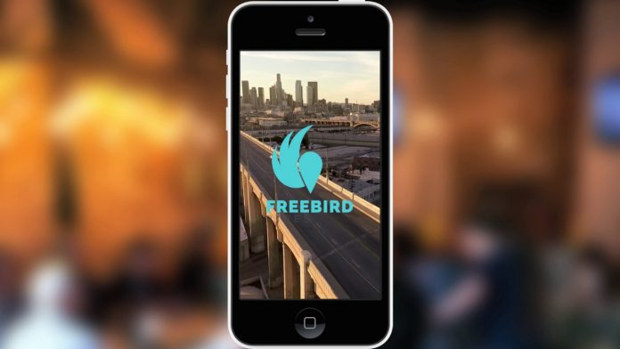 Freebird app logo