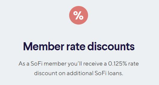 SoFi Money member discounts