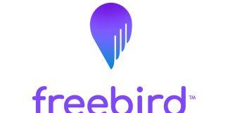 Freebird banner logo