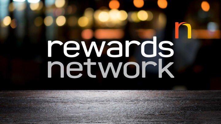 Rewards Network banner logo