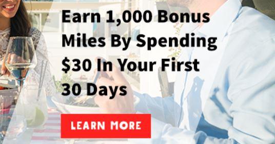 Spirit Airlines Free Spirit Dining program sign-up bonus