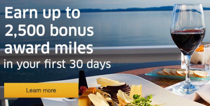 United Airlines MileagePlus program sign-up bonus