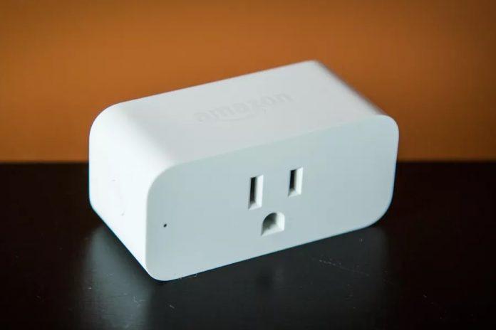 Amazon smart plug hero