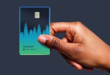 Aspiration debit card