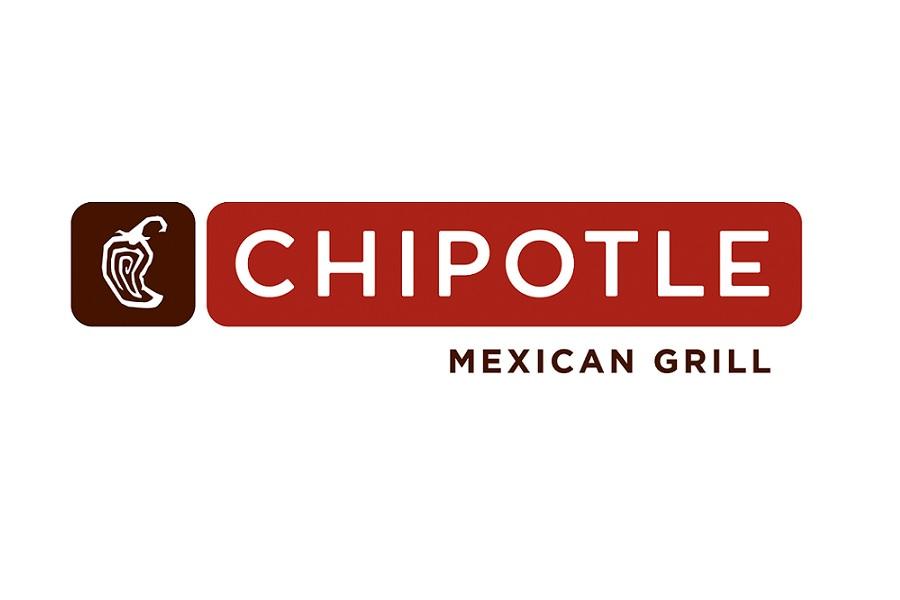 Chipotle logo on white background