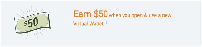 PNC $50 bonus