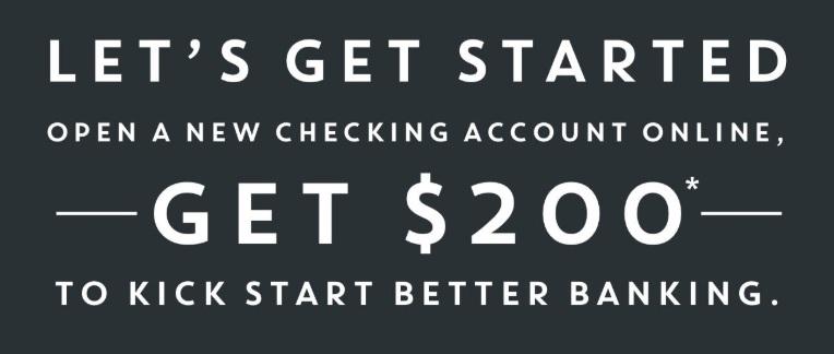 KeyBank $200 checking bonus call-to-action banner