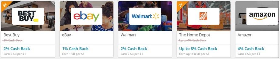 Remise en argent Swagbucks
