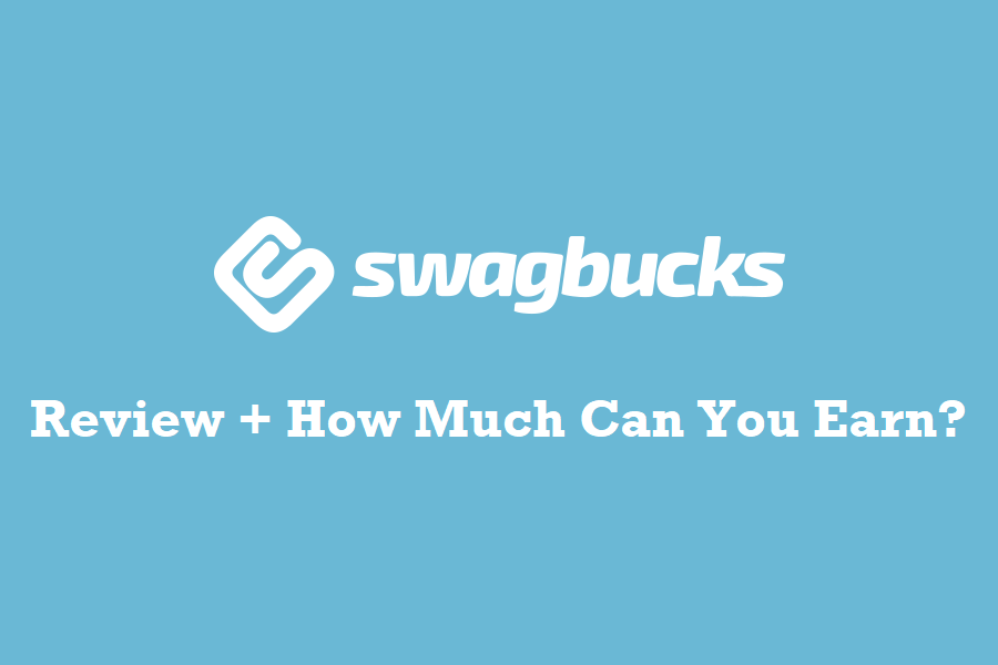 "Swagbucks Review + ""How much can you earn?"" HERO image"