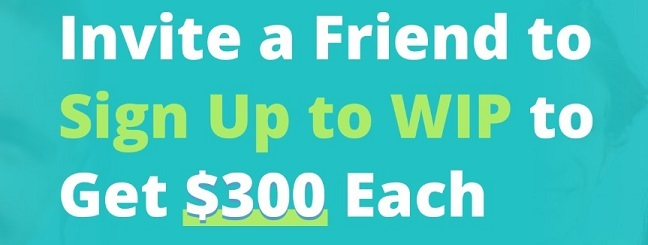 Webull refer an influencer and get $300 each program ad