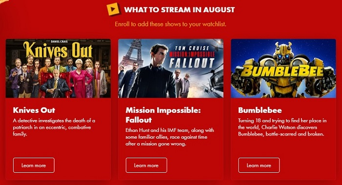 Cheeze-It Snap'd & Stream August streaming options