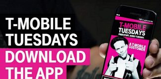 T-Mobile Tuesdays hero image