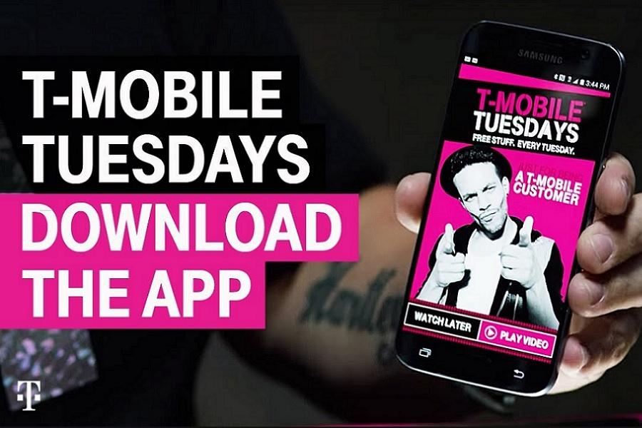 T-Mobile Tuesdays hero image