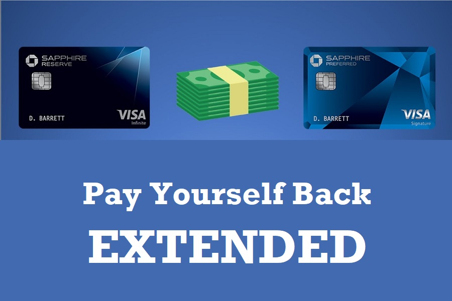 """Chase """"Pay Yourself Back"""" extended hero image"""