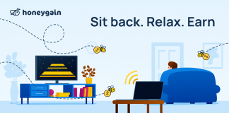 Honey Review - Sit back, relax, earn hero image