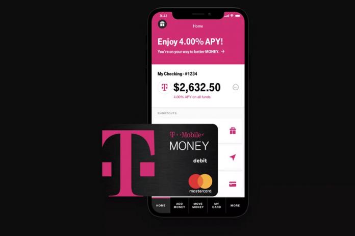 T-Mobile MONEY hero image