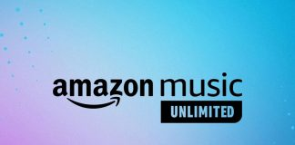 Amazon Music Unlimited hero image
