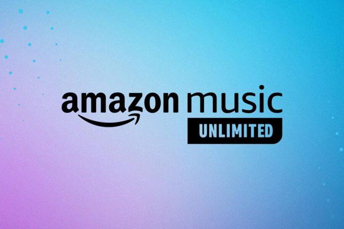 Amazon Music Unlimited hero image