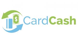 CardCash logo hero image