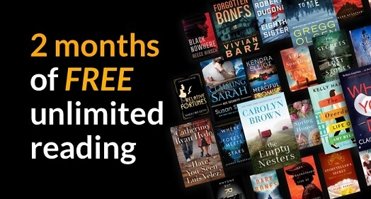 Kindle Unlimited 2-month free trial