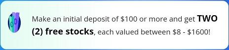 Webull deposit offer