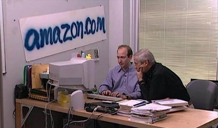 Change Your Money Mindset: early days of Jeff Bezos and Amazon.com