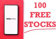 Tastyworks free stocks hero image