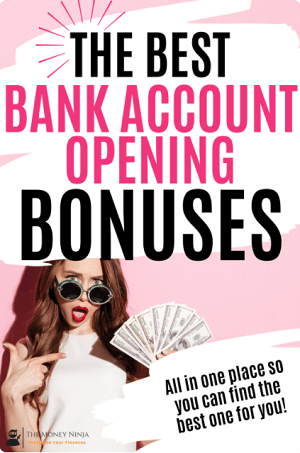 Best bank bonuses sidebar ad
