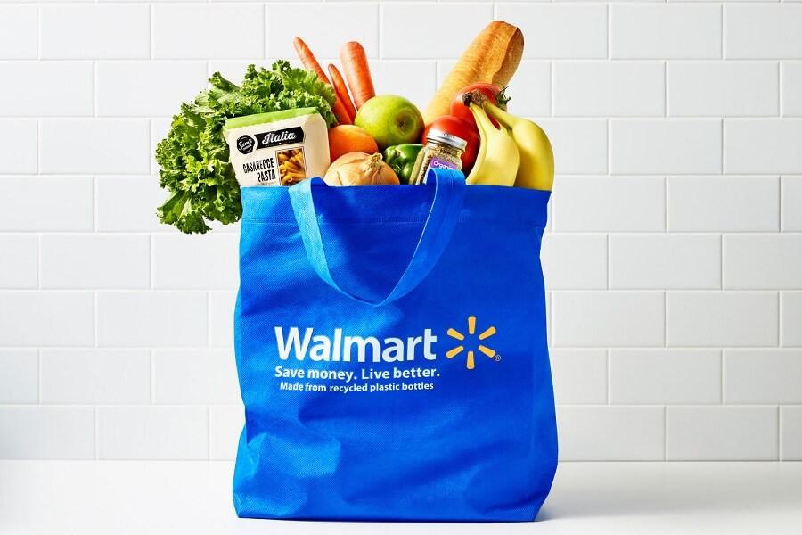 Walmart Grocery promo code hero image
