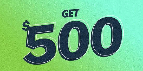 eToro bonus $500 crypto promotion