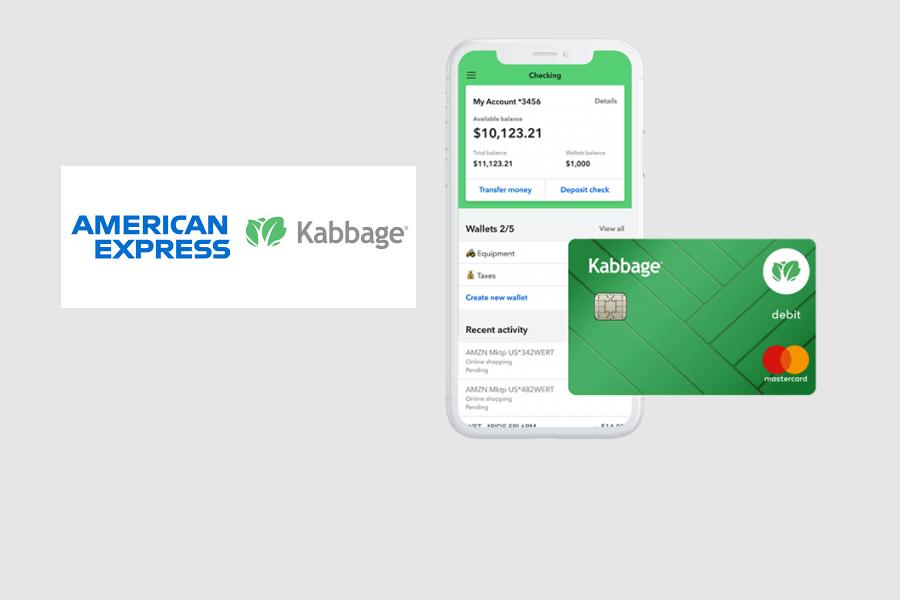 Kabbage Checking account hero image