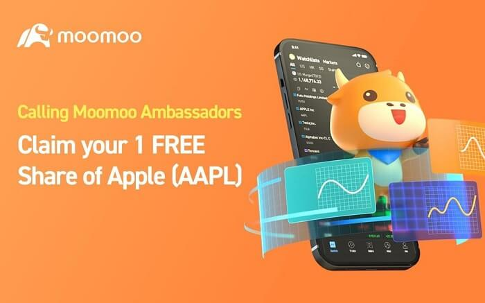 Claim your 1 FREE share of Apple (AAPL)