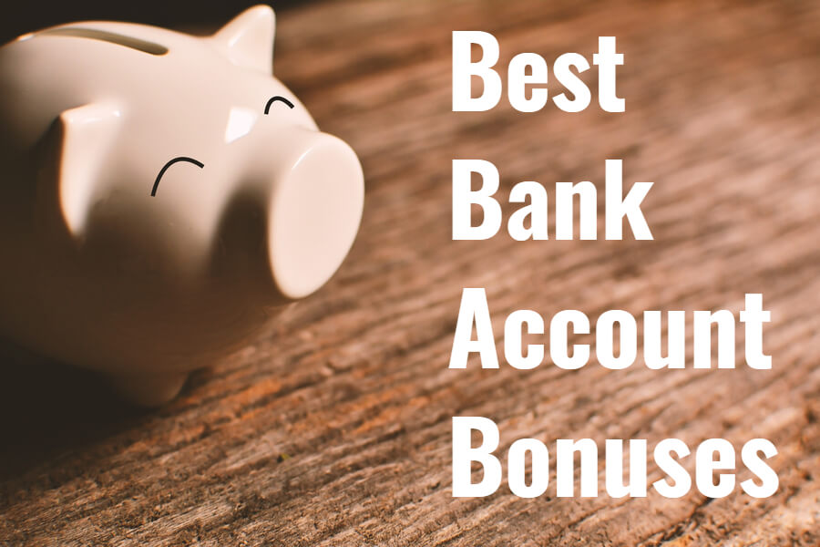 Best Bank Account Bonuses hero image