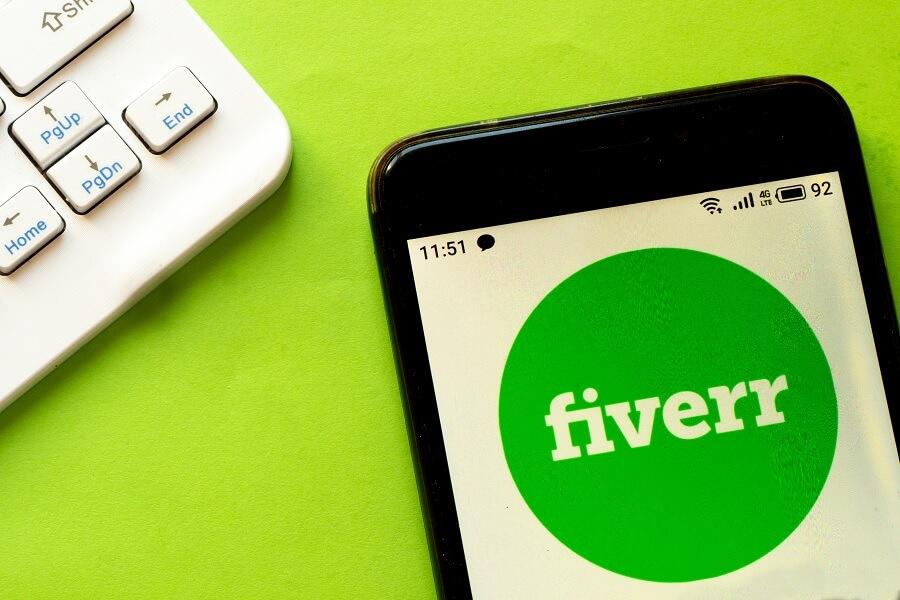 How To Make Money On Fiverr hero image