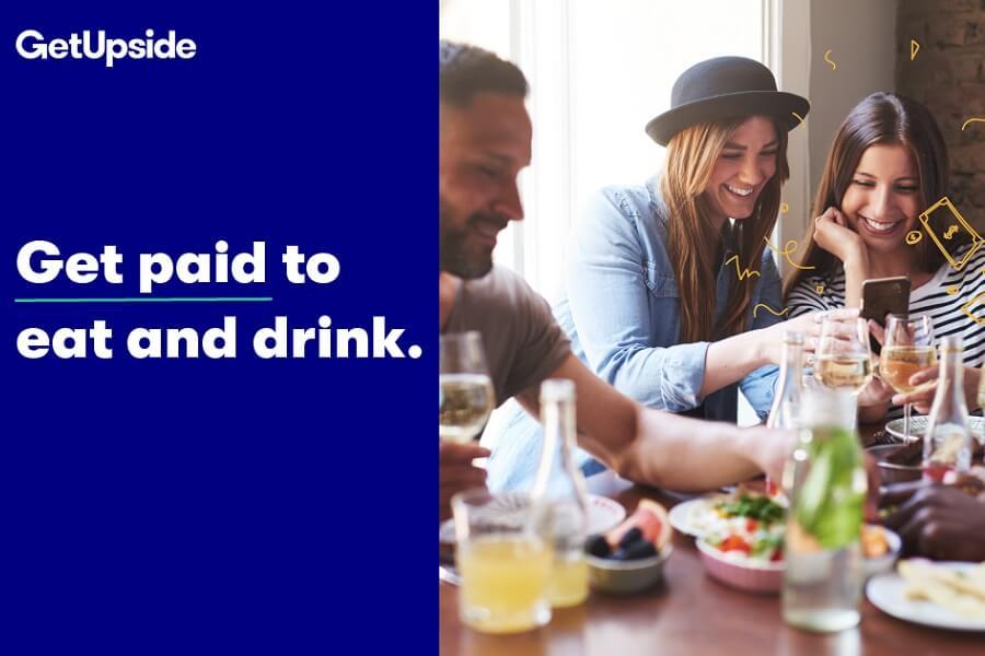 GetUpside Restaurant Promo Code hero image